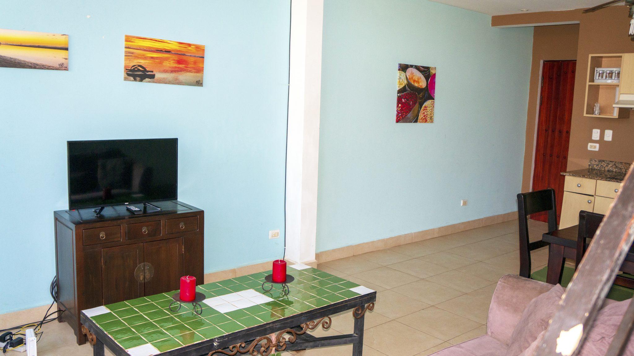 PL4 - Living Room + TV
