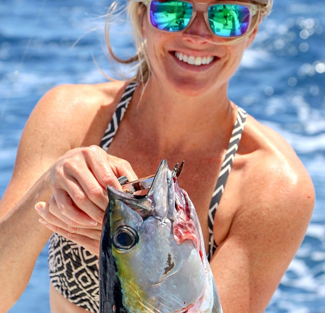 Wasabi Fishing - Yellowfin Tuna
