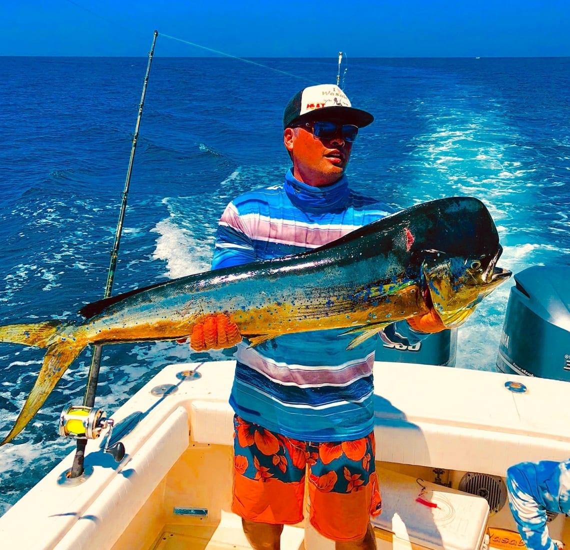 Wasabi Fishing - Mahi